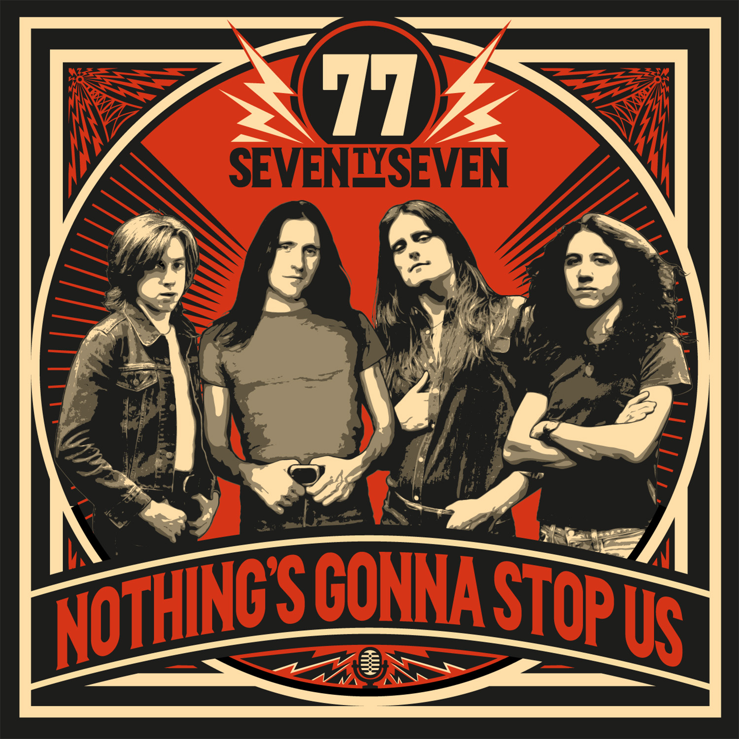 ¿Qué Estás Escuchando? - Página 4 77-Nothings-Gonna-Stop-Us